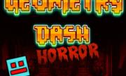 Ужас черты геометрии (Geometry Dash Horror):