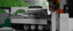 Видео: Lego WW2 Battle