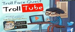 Видео: Troll Face Quest Troll Tube